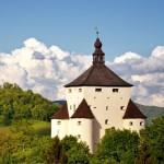 Nový zámok a Kalvária, Banská Štiavnica