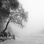 Klinger hmlou zahalený