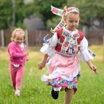 folklórne deti