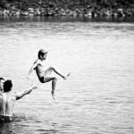 zábava pri vode